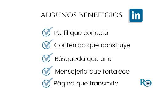beneficios LinkedIn