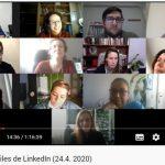 Revisión de perfiles abril 2020